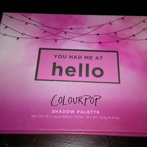 You Had Me At Hello - shadow palette